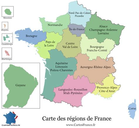 Carte De Et Region Et Departement by Carte De R 233 Gions Et D 233 Partements Fran 231 Ais Arts Et