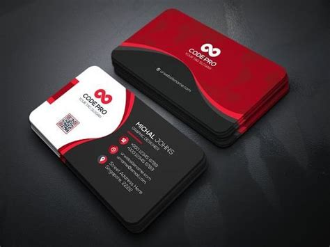 check   latest business card design work