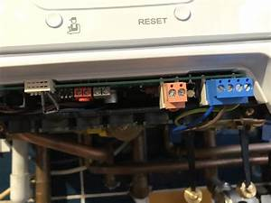 Baxi Boiler Thermostat Instructions