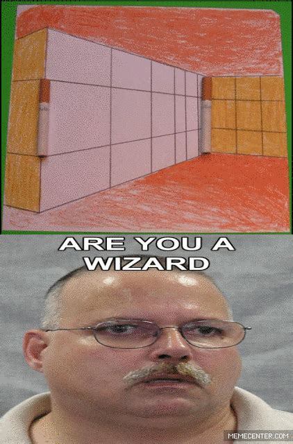 Are You A Wizard Meme - are you a wizard by haitam89 meme center