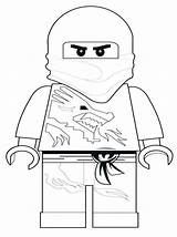 Lego Coloring Pages Ninjago Nya Sheets Character Characters Template Printable Cartoon Print Getcolorings Colorings sketch template