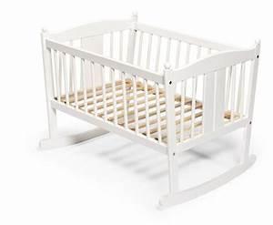 Baby Wiege Bett : babywiege aus holz lulu nanna ditzel babywiege aus holz ~ Michelbontemps.com Haus und Dekorationen