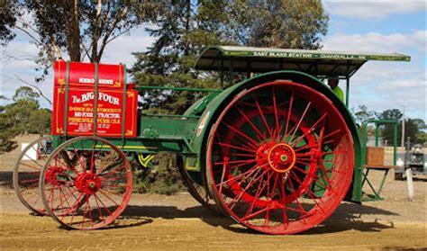 Historic Trucks: Emerson Brantingham Big 4 tractor