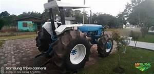 Trator Ford 6600 4x4 Ano 76 Em Vera Cruz Rs Vender Comprar