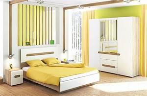 Schlafzimmer Komplett Weiß Hochglanz : schlafzimmer komplett 4 teilig sonoma eiche wei hochglanz neu komplett schlafzimmer ~ Indierocktalk.com Haus und Dekorationen