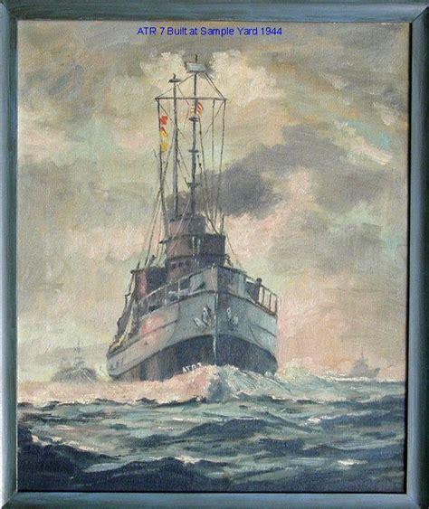 World War II Rescue Tug