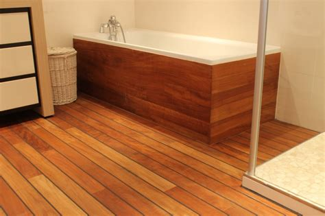 stunning salle de bain parquet pont de bateau photos awesome interior home satellite delight us