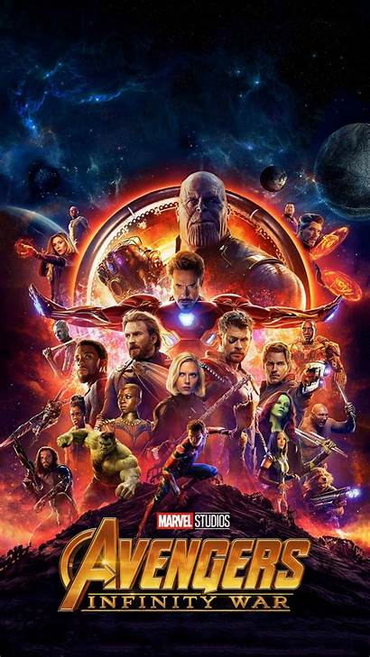 Avengers Endgame Marvel Wallpapers Studios Iphone Cave