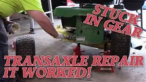 Fixed  Peerless Transaxle Repair