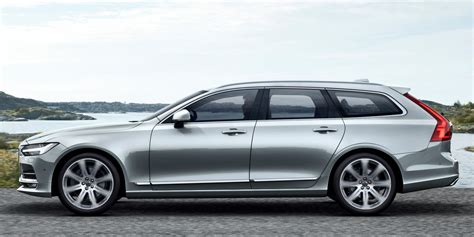 Volvo V90 Wagon by 2017 Volvo V90 Here It Is In All Its Wagon