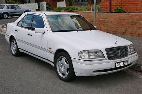 Mercedes-Benz C-Class (W202) - Wikipedia