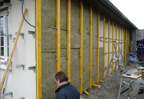 materiaux pour isolation exterieur isolation thermique par l ext 233 rieur isolation