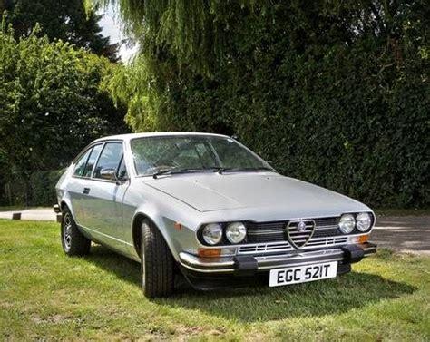 Alfa Romeo Alfetta For Sale by For Sale Alfa Romeo Alfetta Gtv 2 0 1978 Classic