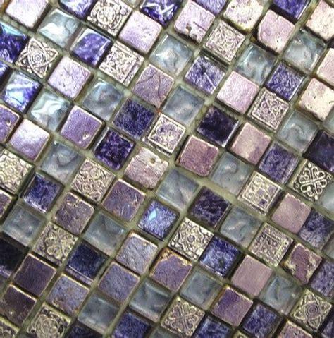 budget kitchen backsplash purple tile fitting for a penthouse bathroom or kitchen 1843