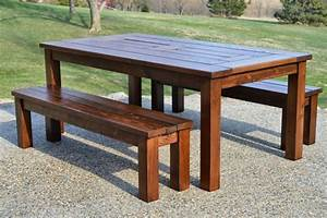 Table And Bench Amazing Outdoor Furniture Seat Dining