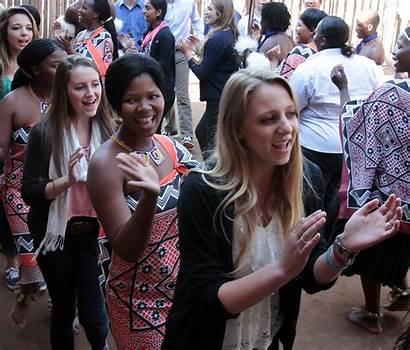 Swaziland Culture Cultural Community Village Dancing Values