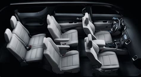 list of 3rd row suvs with 2nd row captains chairs