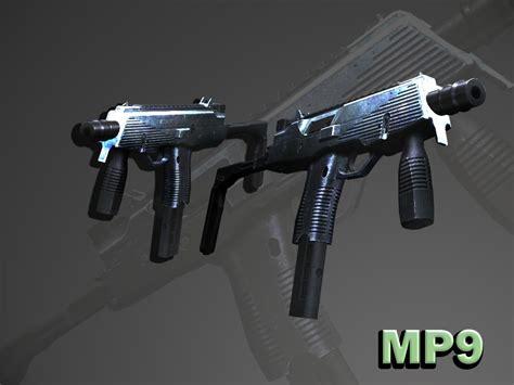 [hl] Mp9 (half-life> Skins > Mp5 / M4)