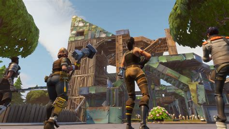 Fortnite Has Over 500k Players Building Cool Stuff Shacknews
