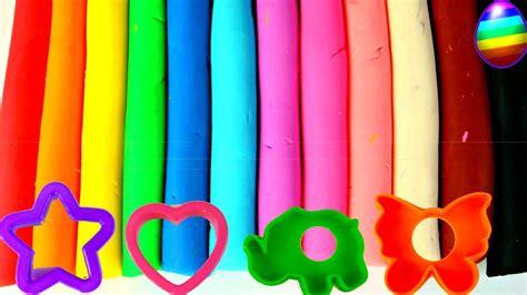 plastilina play doh aprende los coloreslearn colors