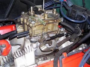 Vc 8736  1986 350 Chevy Truck Vacuum Diagram Quadrajet