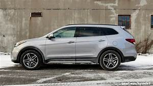 Suv Hyundai 2017 : 2017 hyundai santa fe review affordable suv more than matches its 7 passenger peers slashgear ~ Medecine-chirurgie-esthetiques.com Avis de Voitures