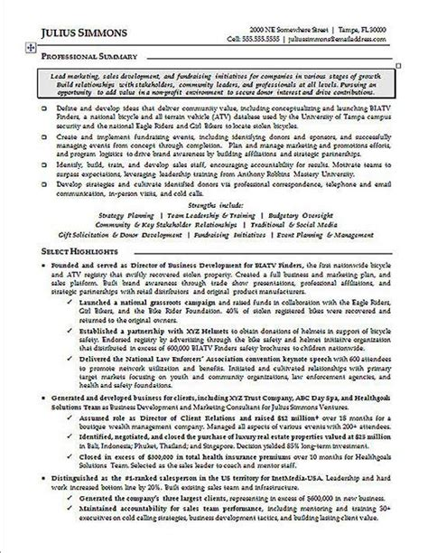 1000 ideas about executive resume on