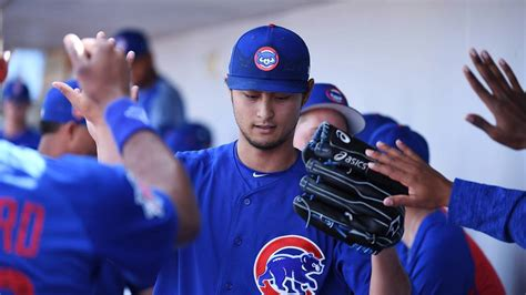 Cubs' Yu Darvish, Brandon Morrow Looking To Bounce Back