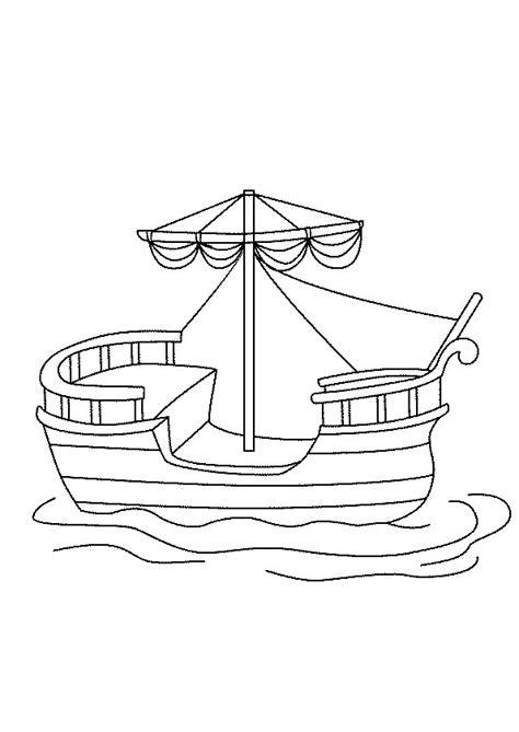 Dessin A Imprimer Bateau De Course by Coloriage D Un Bateau De Course Sur La Mer