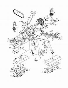 Nordictrack 831283192 Exercise Cycle Parts
