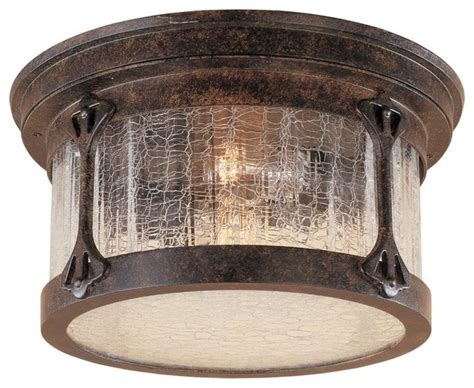rustic ceiling lights shop houzz designers lake flush mount