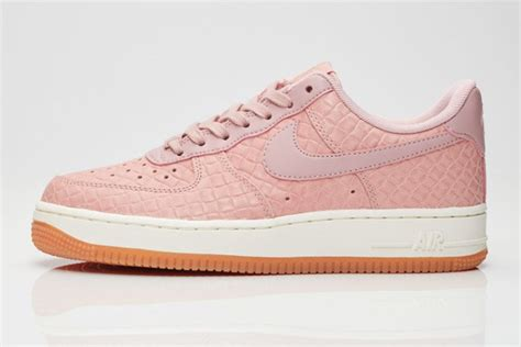 Closet Full Of Sneakers by Nike Air Force 1 Low Pink Glaze 616725 601 Sneaker Bar