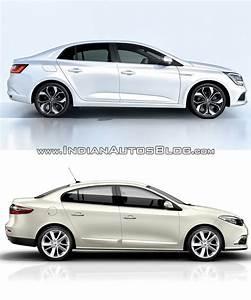Renault Fluence : 2016 renault megane sedan vs renault fluence profile indian autos blog ~ Gottalentnigeria.com Avis de Voitures