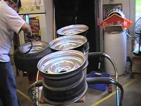 15 x 7 chevy rally wheel wheel resto dupli color paint