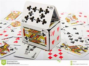 House Of Cards Royalty Free Stock Photography - Image: 7010447