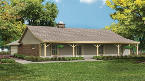 House Plans Country Style, Simple Ranch Style House Plans