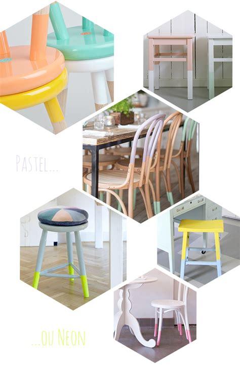 relooker chaise paille déco 10 idées diy pour relooker chaises et tabourets