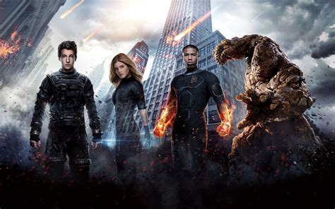 Fantastic Four Movie Wallpapers