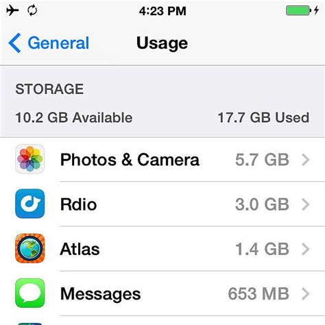 clearing iphone storage 10 ways to clear storage space in iphone curious mob