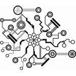 Automation Vector Tech Data Element Process Center