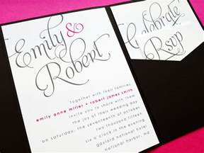 invitation for wedding how to personalize your wedding invitations temple square
