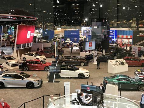 chicago auto show gms electric future