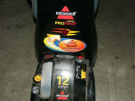 bissell floor cleaner wont spray won t spray solution rollers spin fixing bissell proheat