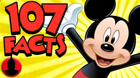 107 Mickey Mouse Facts You Should Know! (toonedup #34