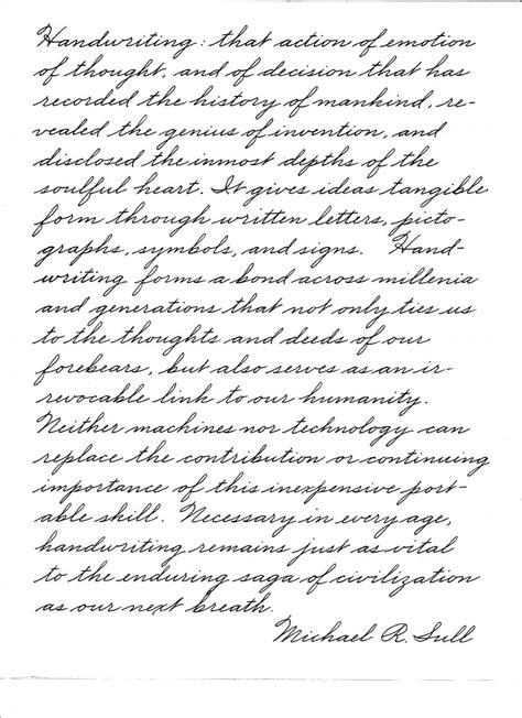 cursive handwriting practice  adults printables vegan