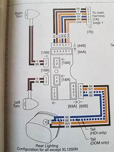 Tails And Turns Wiring