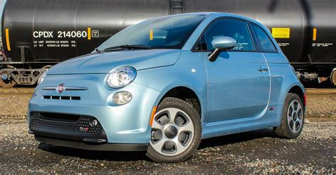 Review Fiat 500e by 2015 Fiat 500e Review Digital Trends