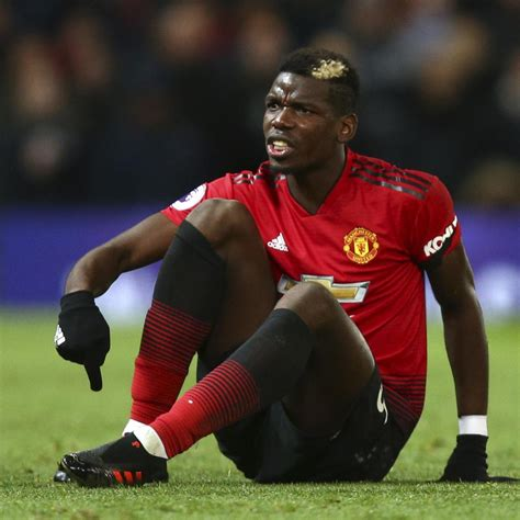 Paul labile pogba (born 15 march 1993) is a french professional footballer who plays for premier league club manchester united and the france national team. Paul Pogba Out for Manchester Derby with Unspecified Injury | Bleacher Report | Latest News ...