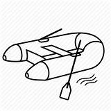 Raft Rafting Boat Inflatable Fishing Icon Dinghy Drawing Sketch Sketches Wonderland Alice Getdrawings River Paintingvalley sketch template