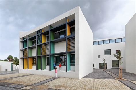 Elementary School In Tel Aviv  Auerbach Halevy Architects
